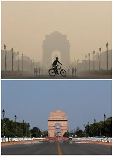 Air quality in Delhi-NCR likely to improve to 'moderate' category
